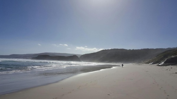 South Coast Walk, Tasmania, travel