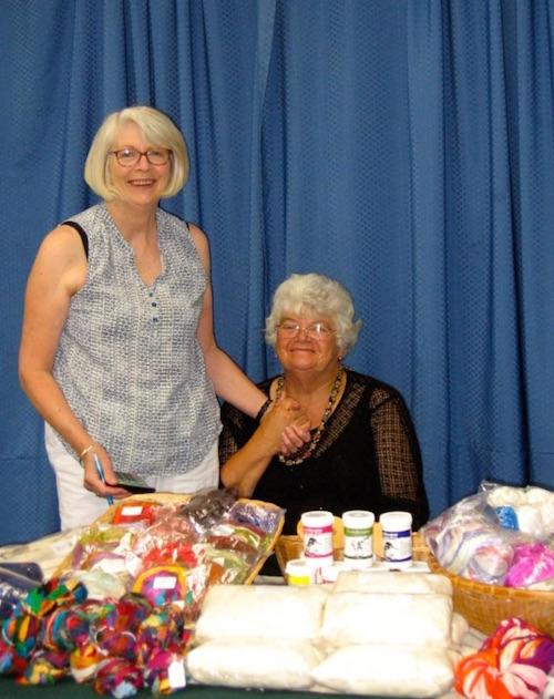 Viv and Glenys Yarn Store Bothwell