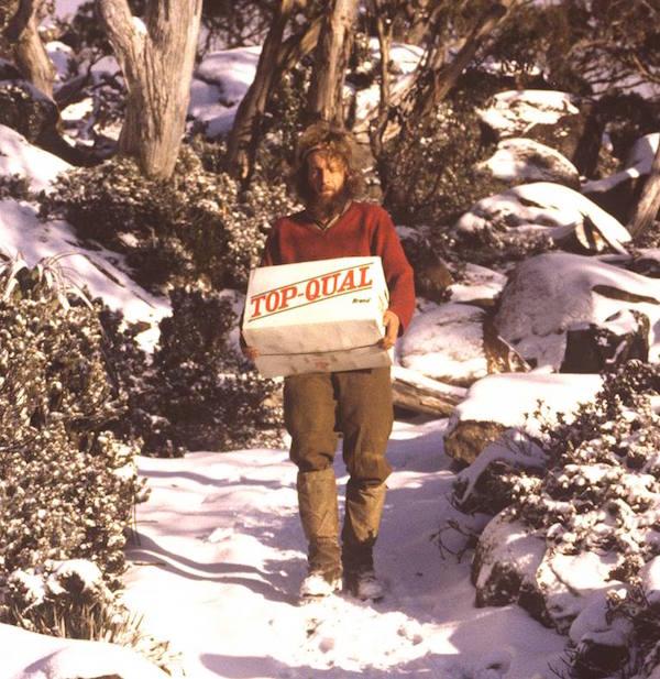Mt Field Martin Hawes June 1985