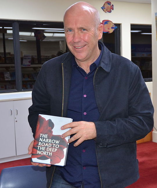 Richard_Flanagan_Mosman_Library