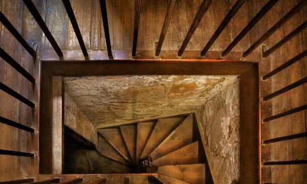 Hobart Penitentiary stairs tripadvisor