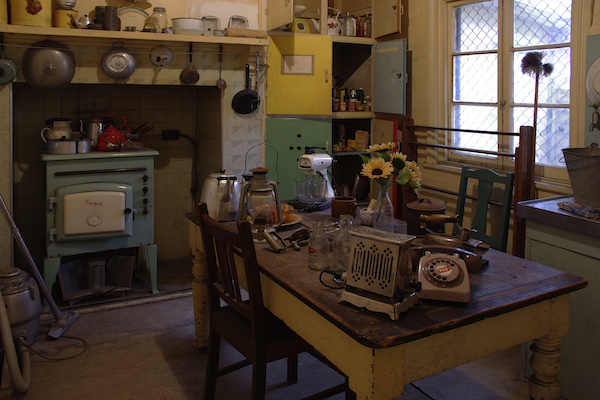 Penitentiary Hobart kitchen credit Tourism Tasmania & Supplied Courtesy of National Trust Tasmania