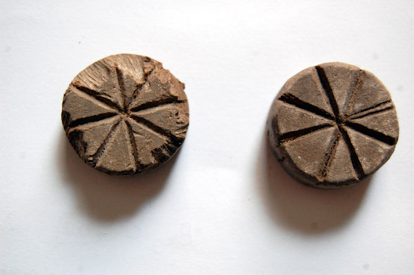 Wooden Gaming Pieces