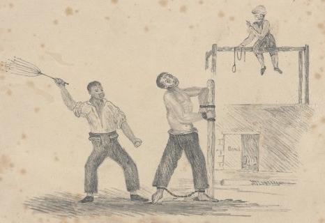 Convict_flogging_Tasmania Wikipedia