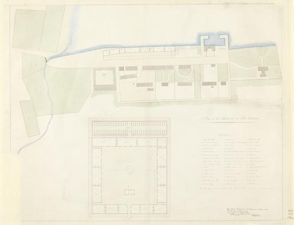 Port Arthur plan early PWD266-1-1774 copy