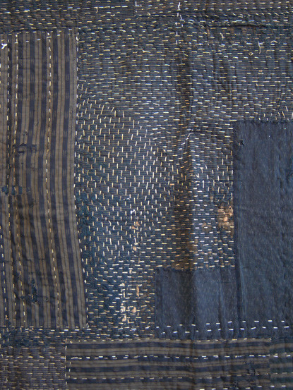 faridah boro sashiko piece sri threads